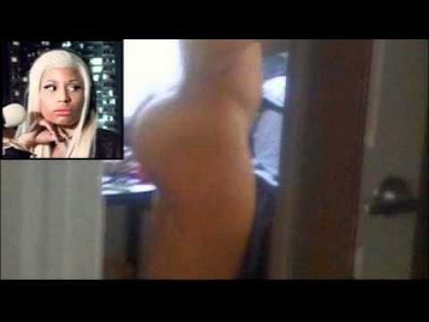 nicki minaj naked sex tape